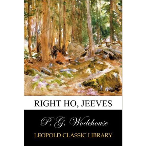 Right Ho Jeeves J280044 large 1