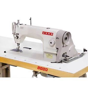 Usha 8500 Single Needle Lock Stitch Machine large 1