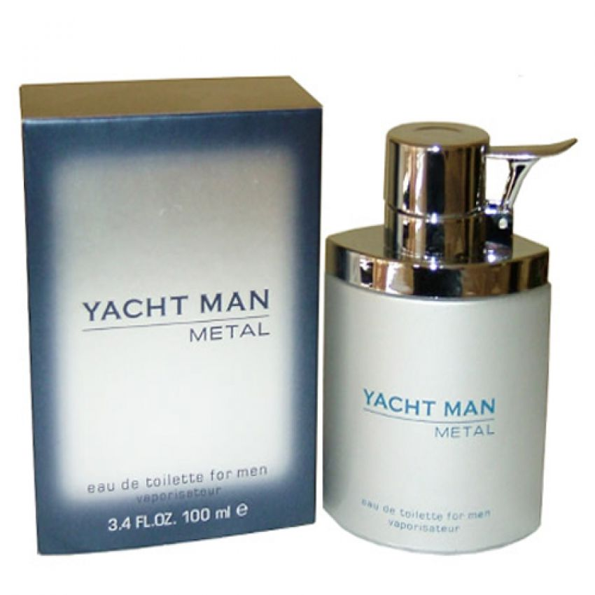 Yacht Man Metal Perfume large 1