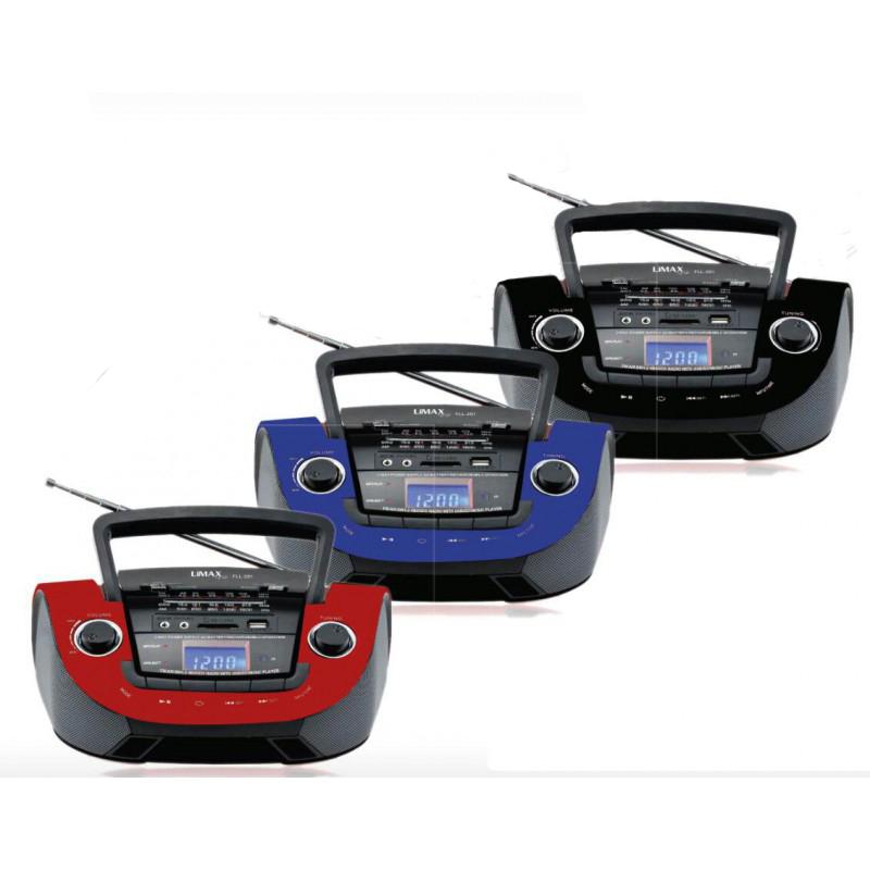 Lexco Rechargeable Protable Radio