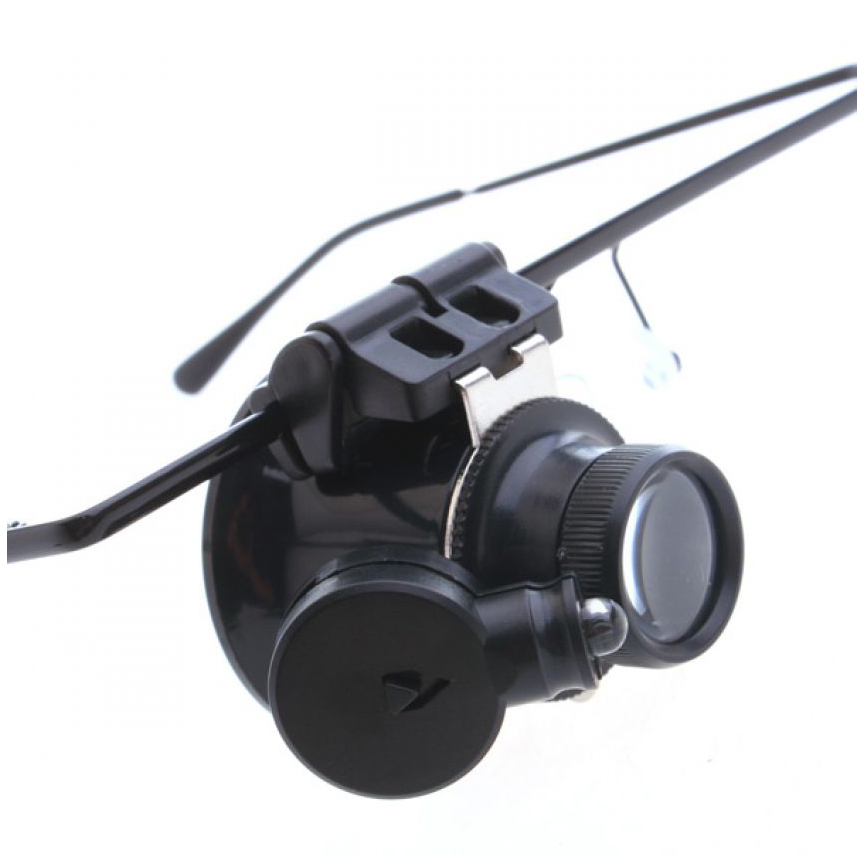 LED Magnifier Spectacles For Proffesionals large 1