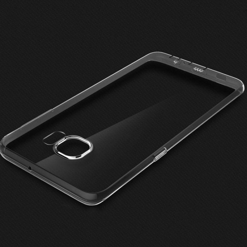 Samsung Galaxy S6 Edge Plus Transparent Rubber Case