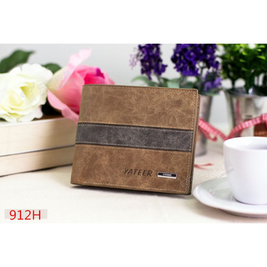 Genuine Leather Wallet WL 006 large 1