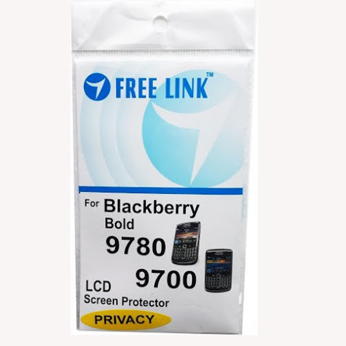 Blackberry 9700 Privacy LCD Screen Protector