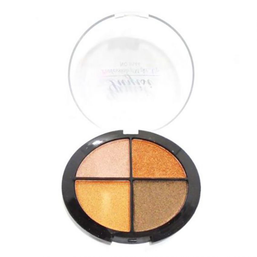 Luyis Professional Brown Color Makeup Powder large 1