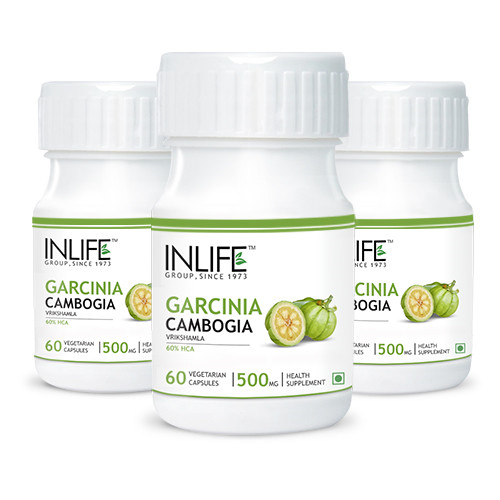 INLIFE Garcinia Cambogia Extract Supplement large 1