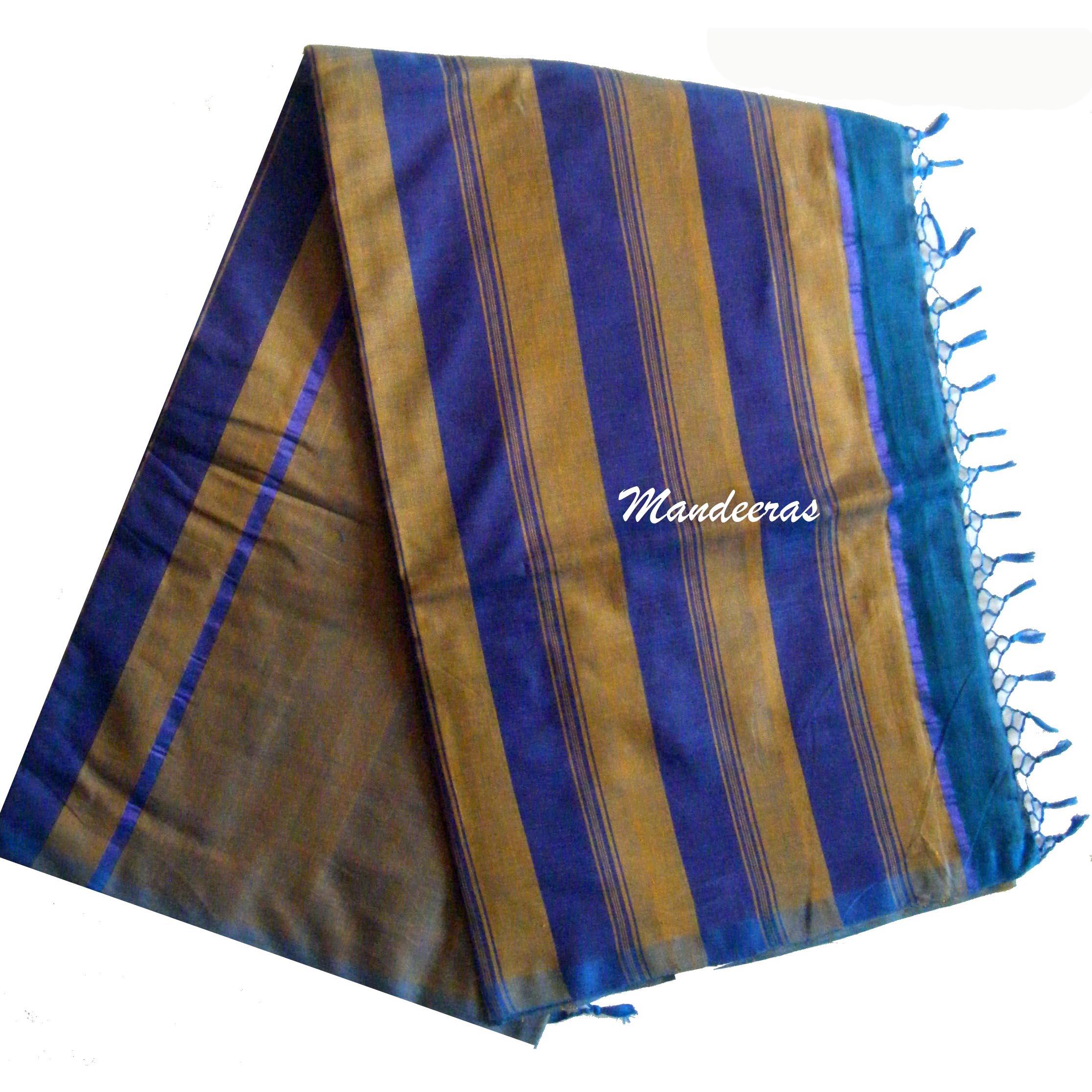 Sri Lankan Handloom Saree 15214g