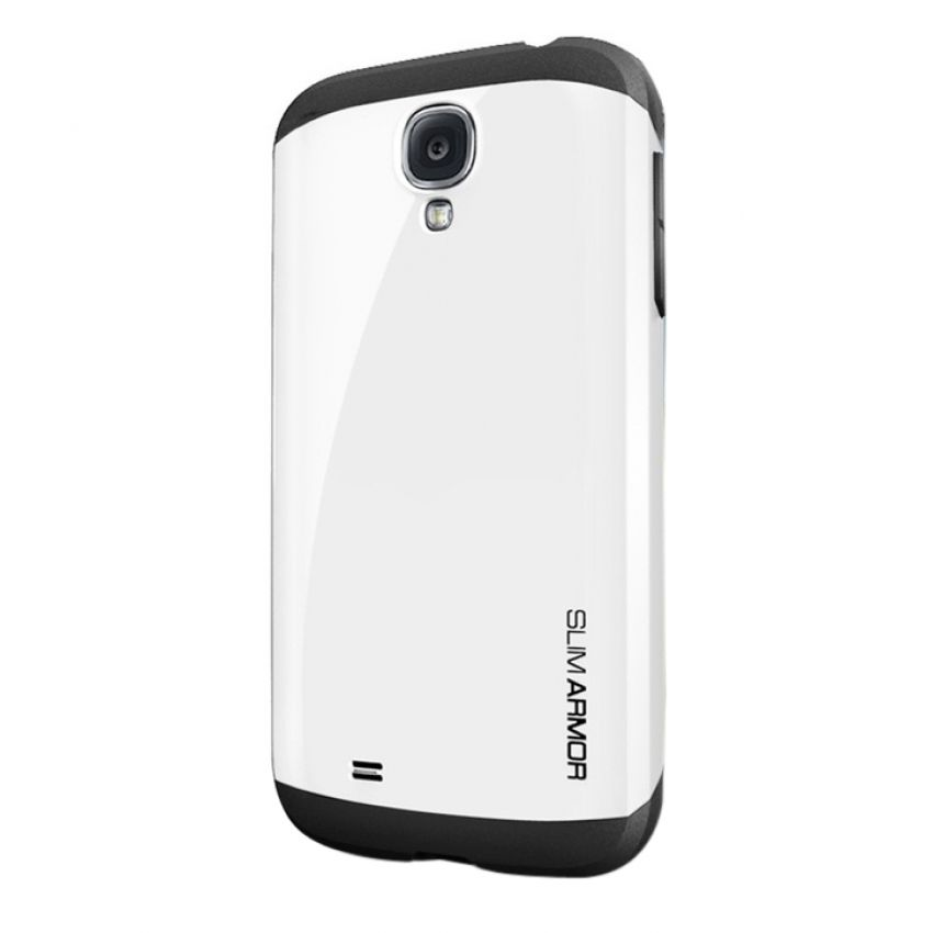 Samsung Galaxy Ace Nxt Spigen Tough Armour White Cover