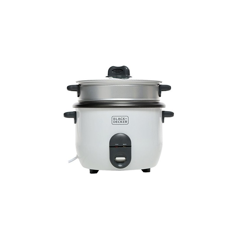 Black & Decker 1.8 L Non-Stick Rice Cooker RC1860