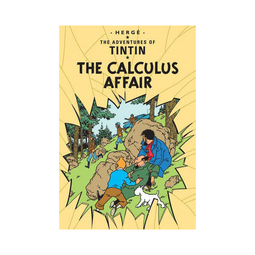 Tintin The Calculus Affair B590010 large 1
