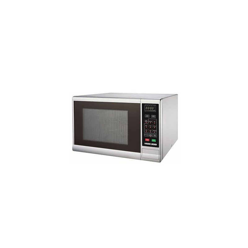 Black & Decker 30L Microwave Oven with Grill MZ3000PG