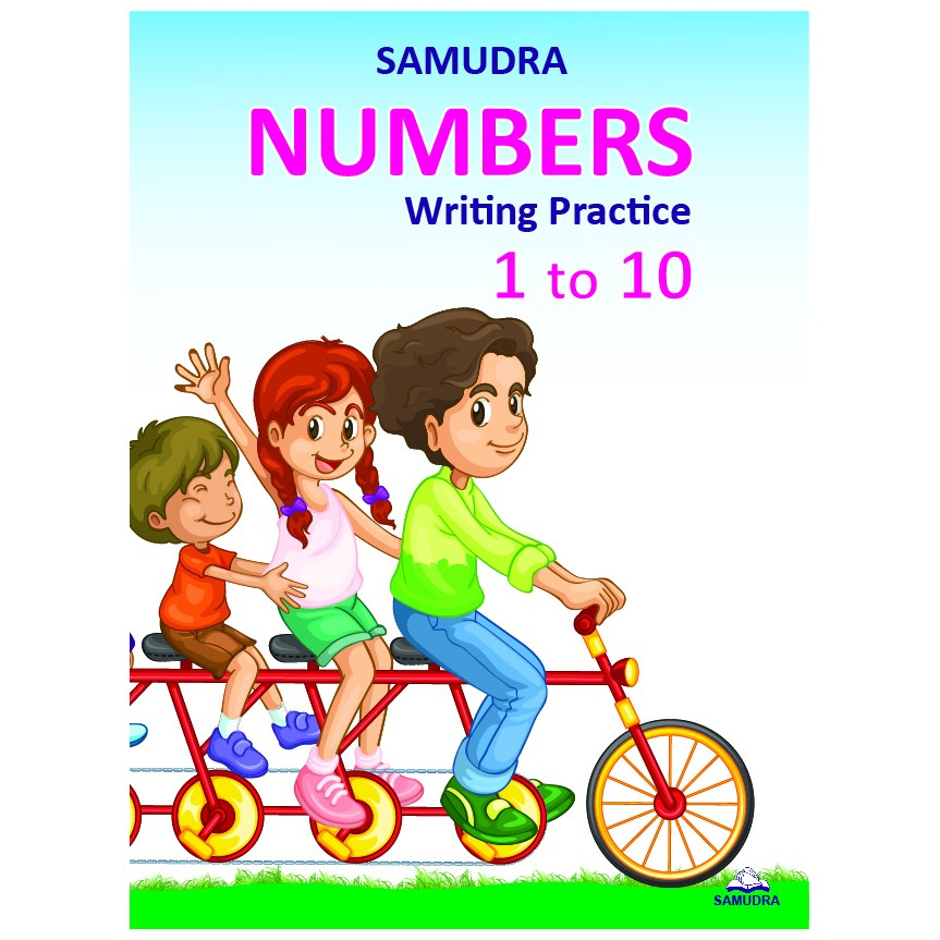 Samudra Numbers Writing Practice 1 To 10 L140160 large 1