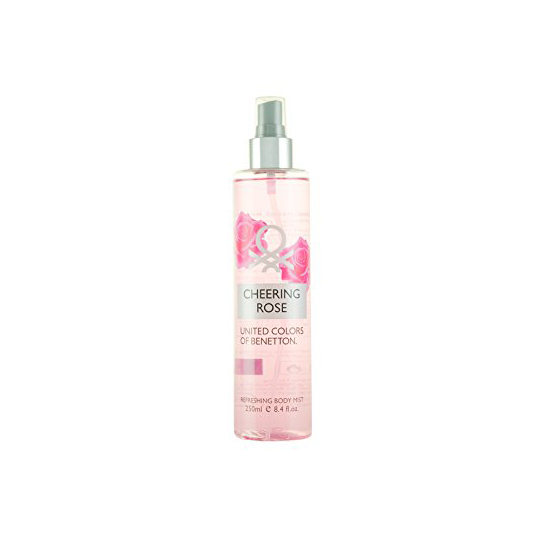 United Colours of Benetton Cheering Rose 250ml large 1