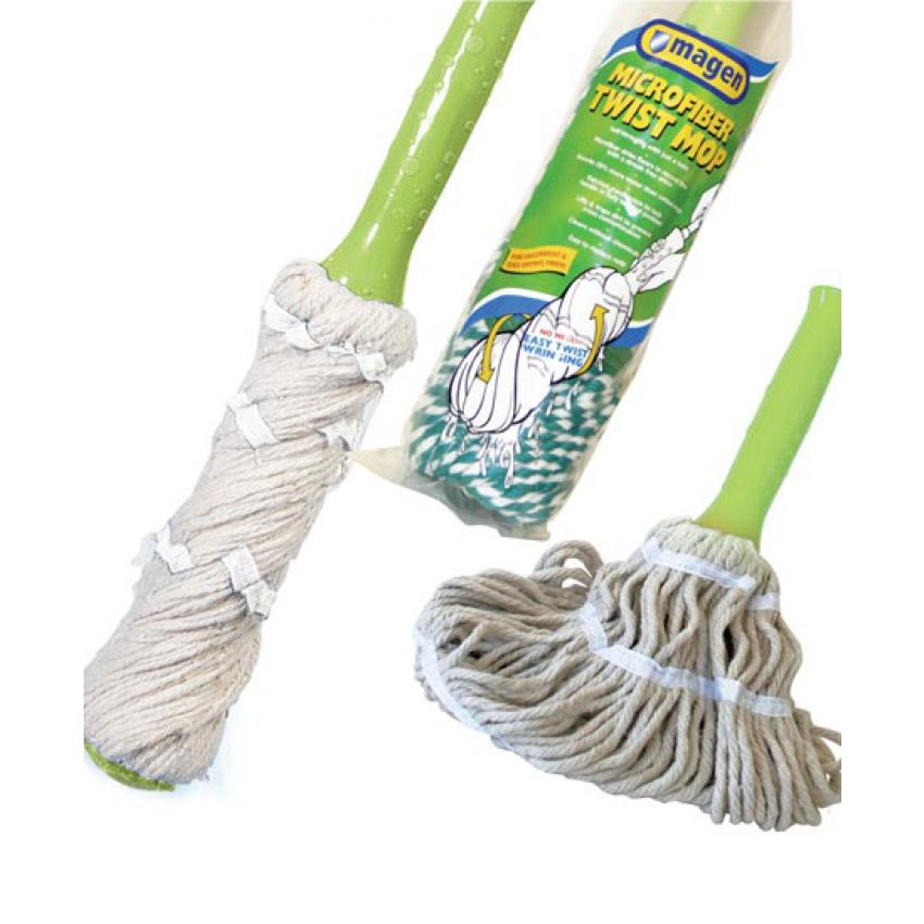 Microfiber Twist Mop large 1
