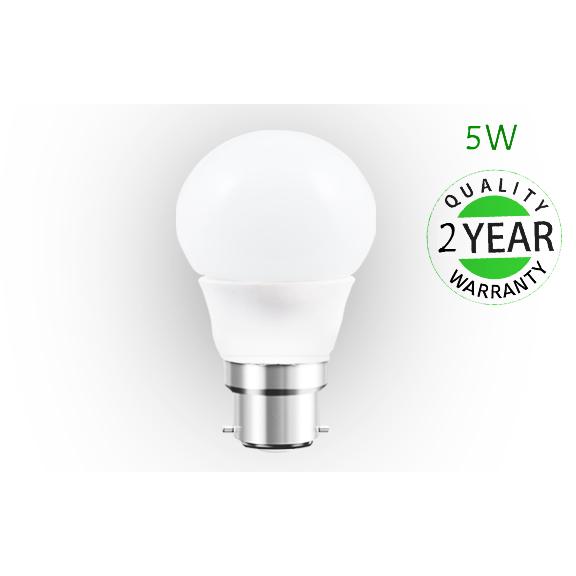 Pin Type 5W LED Bulb Price In Sri Lanka