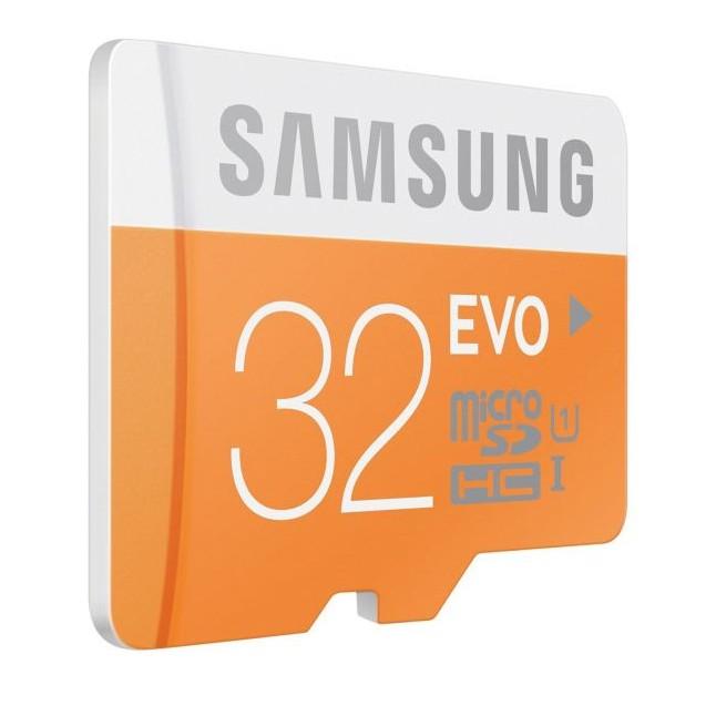 Samsung EVO 32GB Class 10 Memory Card