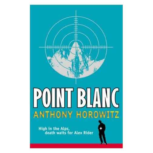 Alex Rider Mission 2 Point Blanc J340014 large 1
