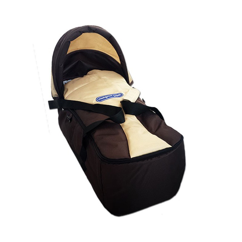 Portable Baby Travel Bed large 1