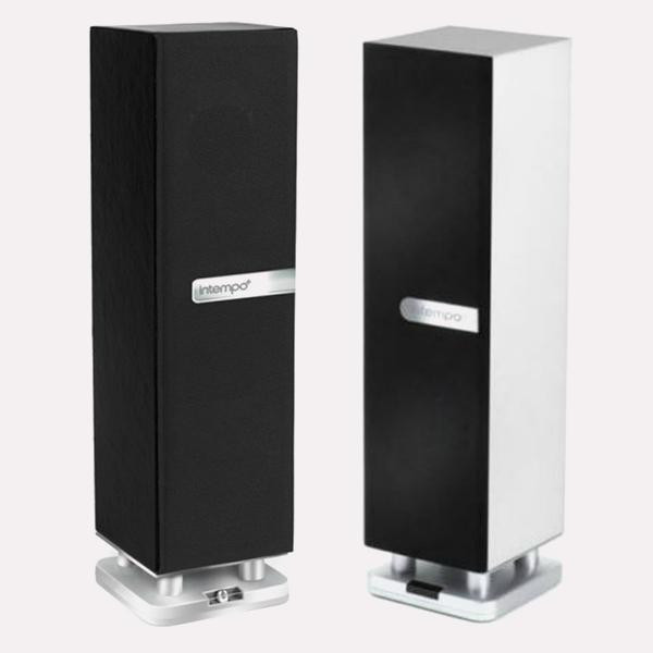Intempo Bluetooth TableTop Tower Speaker