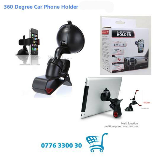 360 Degree Car Phone Holder large 1