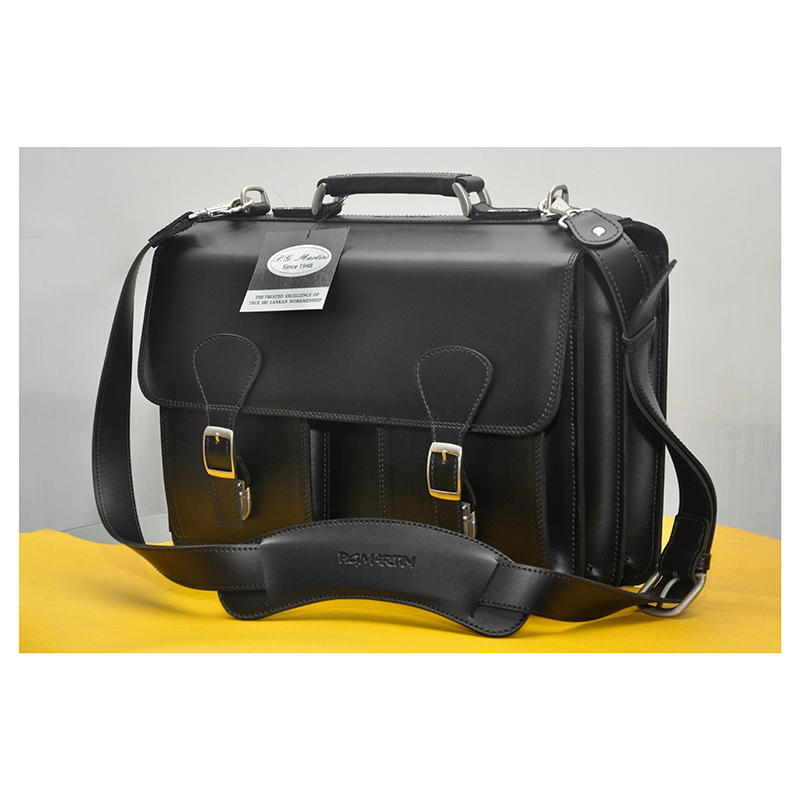 Artificial Leather Medical Bag large 1