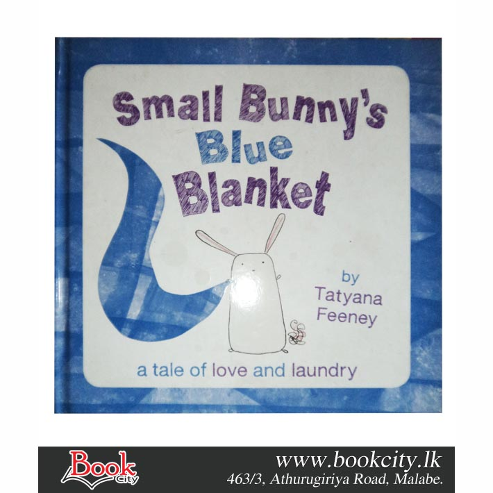 Small Bunny's Blue Blanket large 1