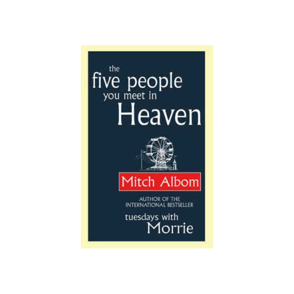 The Five People You Meet In Heaven Big Book J100105 large 1