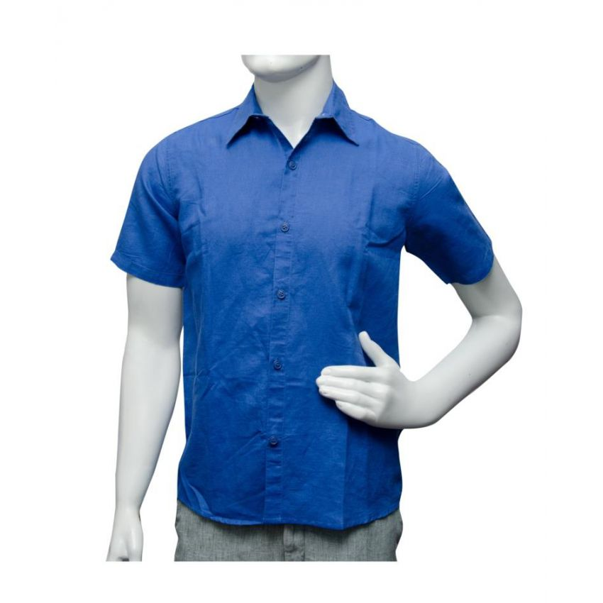 Ice Shirt Short Sleeve - Mariner Blue large 1