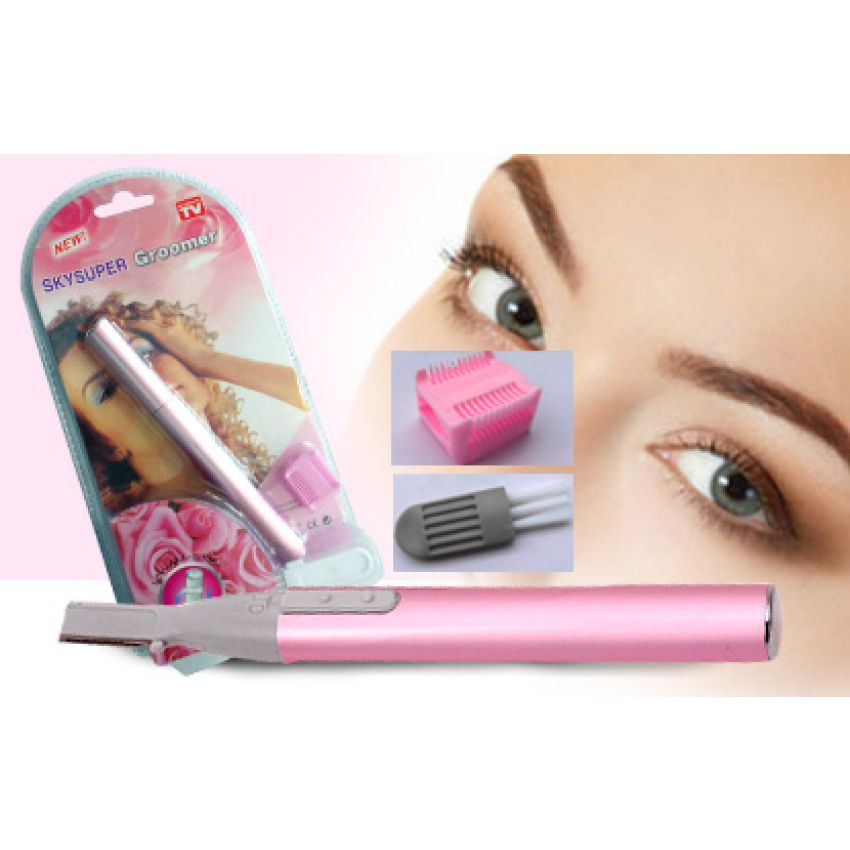 Sky Super Lady Hair Eye Brow Trimmer large 1