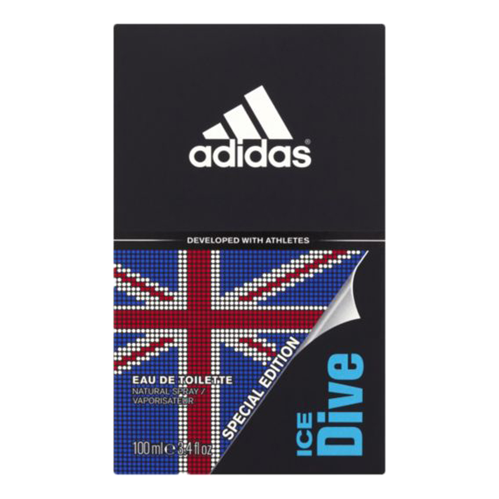 Adidas Ice Dive Cologne 100ml large 1