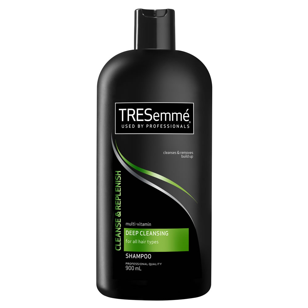 Tresemme Deep Clensing Shampoo 900ml large 1