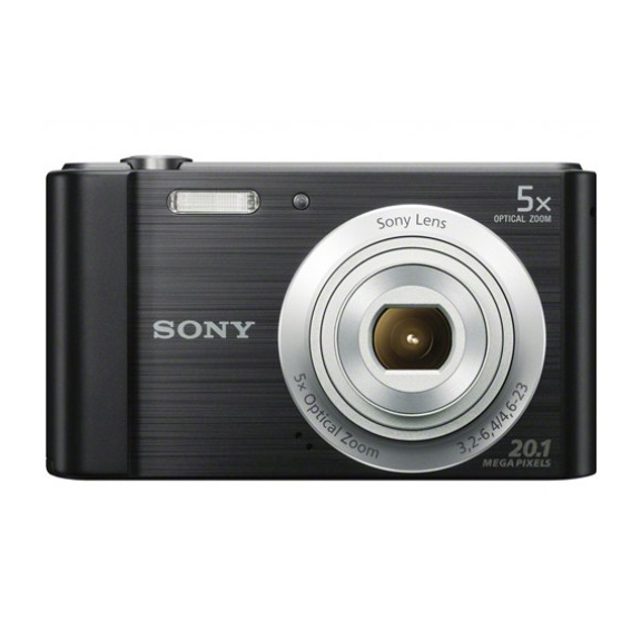 Sony DSCW800 20.1MP Cyber shot Camera