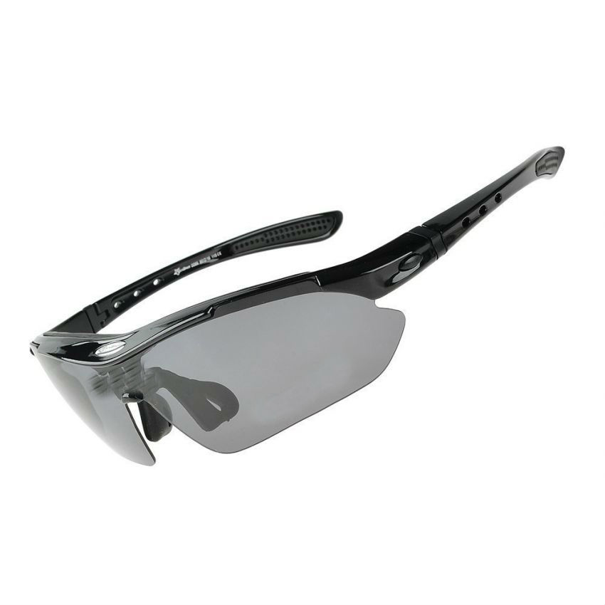Polarized Cycling Sports 5 Lens Sunglass large 1