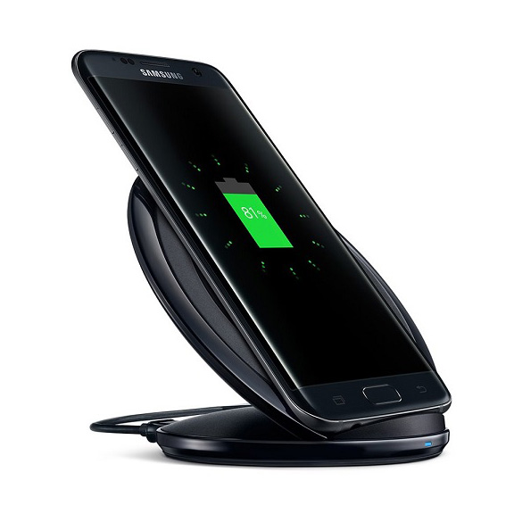 Samsung Galaxy  S7 Edge 32GB With Samsung Wireless Charger large 1
