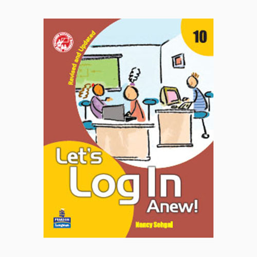 Let's Log In Anew -10 Revised Edition B060070 large 1