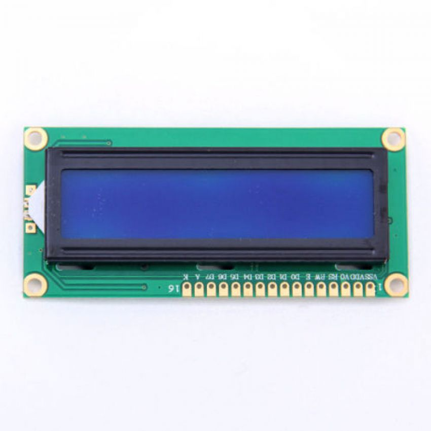 Character LCD Display Module large 1