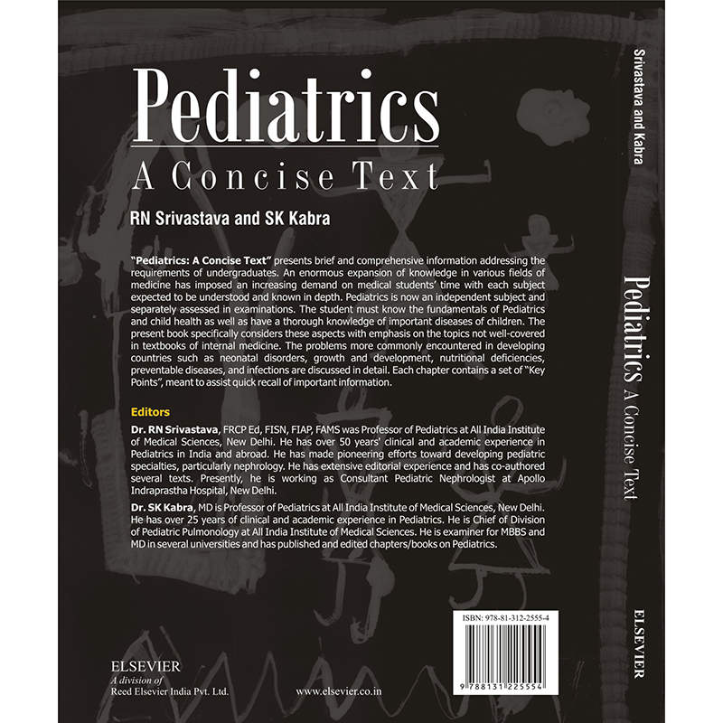 Pediatrics A Concise Text A200267 large 2