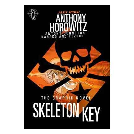 Skeleton Key The Graphic Novel J340024 large 1