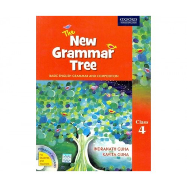 The New Grammar Tree Class-4 with CD B031348 large 1