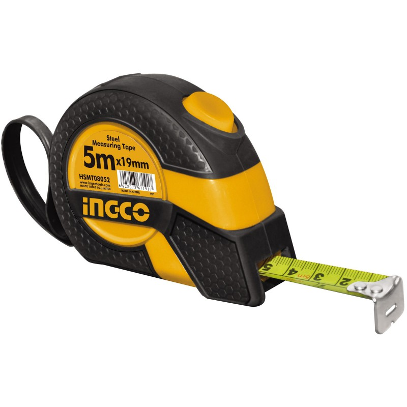 INGCO Steel Measuring Tape 5m HSMT08052 large 1