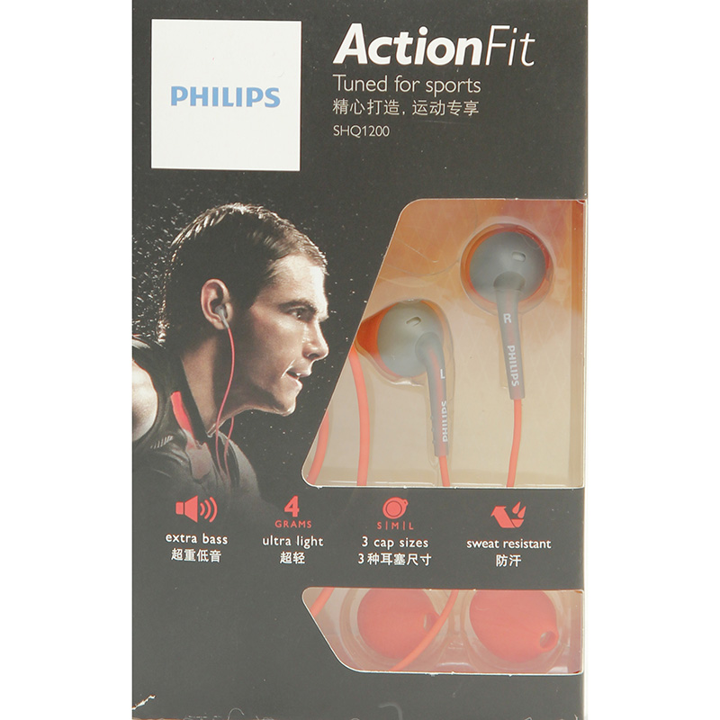 Phillip Sports Headsets A8366