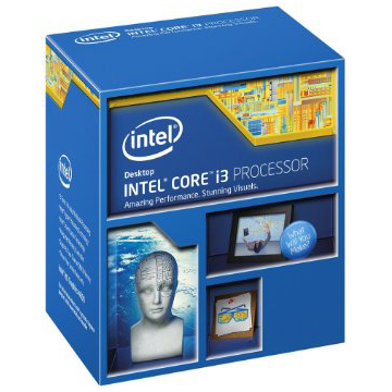 INTEL CPU CORE I3 4160 3.60GHz Processor large 1