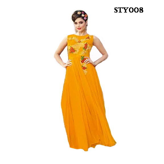 Designer Gown STY008 large 1