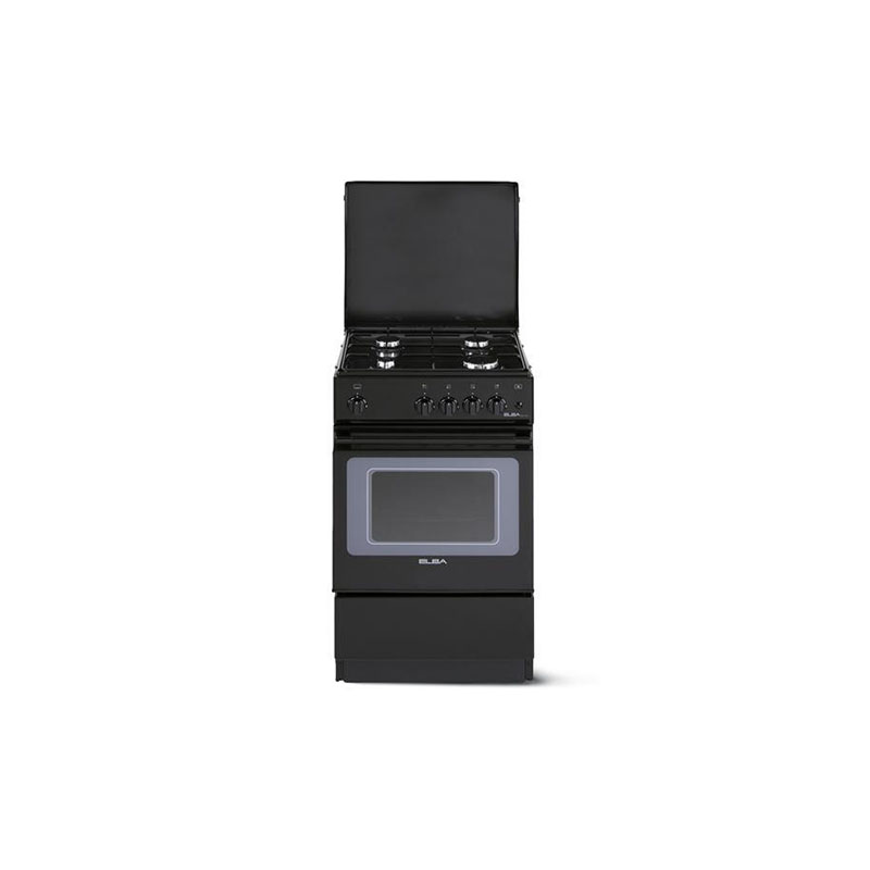 Elba Gas Cooker And Oven N55 K 204