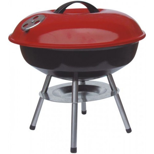Size 14 Portable Charcoal Barbecue Unit large 2