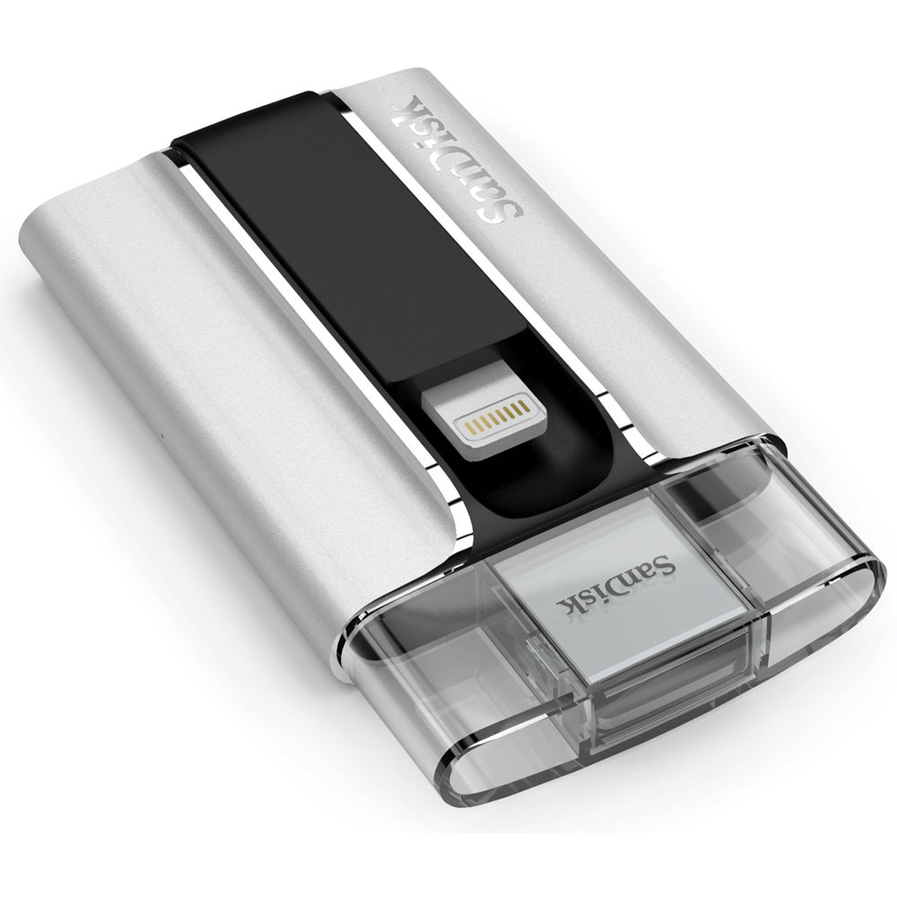 SanDisk iXpand Flash Drive 64GB large 1