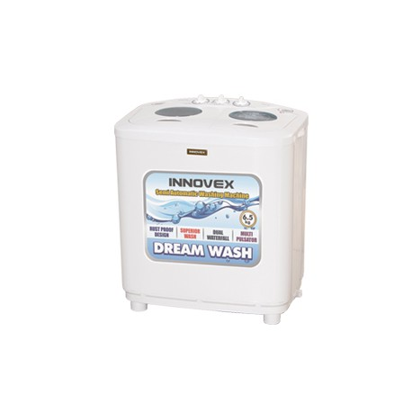 Innovex Semi Automatic 6.5Kg Washing Machine