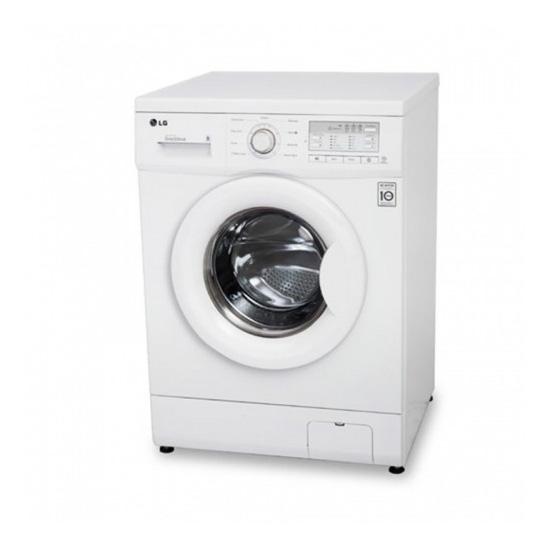 LG Smart Diagnosis Washing Machine F10B5NDL2