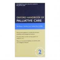 Oxford Handbook of Palliative Care 2nd Edition A100178