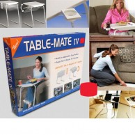 Table Mate 4 comes with Cup holder White As on TV